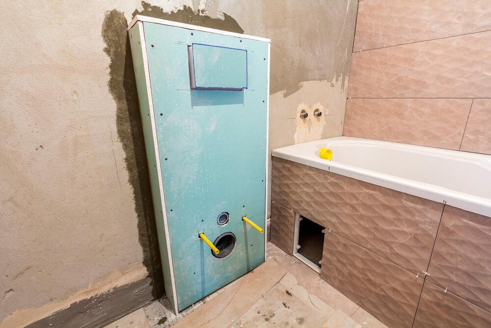 Prerábka kúpeľne ZŤP Bratislava