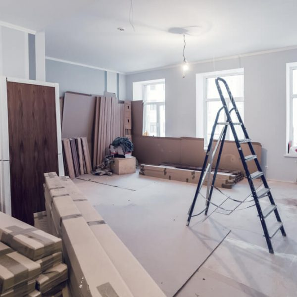 Prerábka 1 izbového bytu