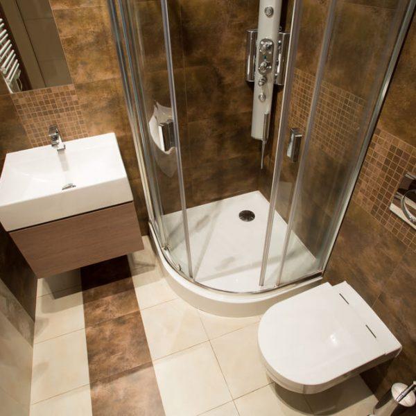 Rekonštrukcia malej kúpeľne Bratislava