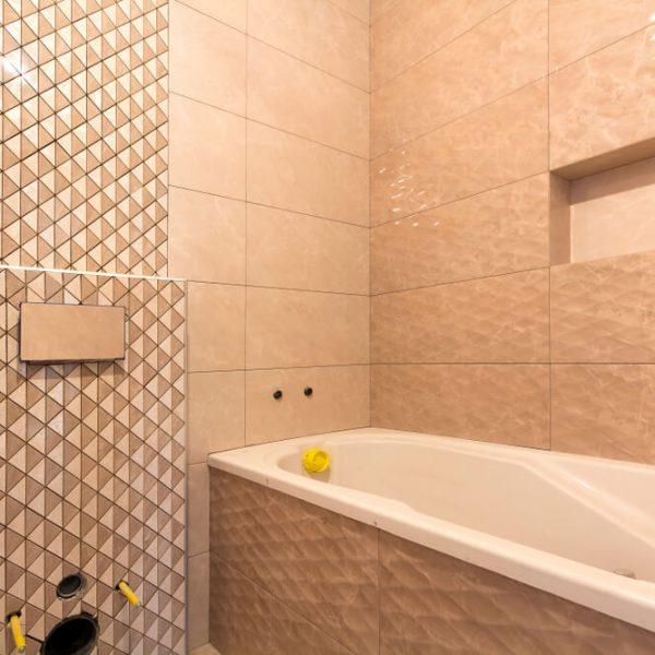 Prerábka kúpeľne v paneláku ale aj dome Moja Rekonštrukcia