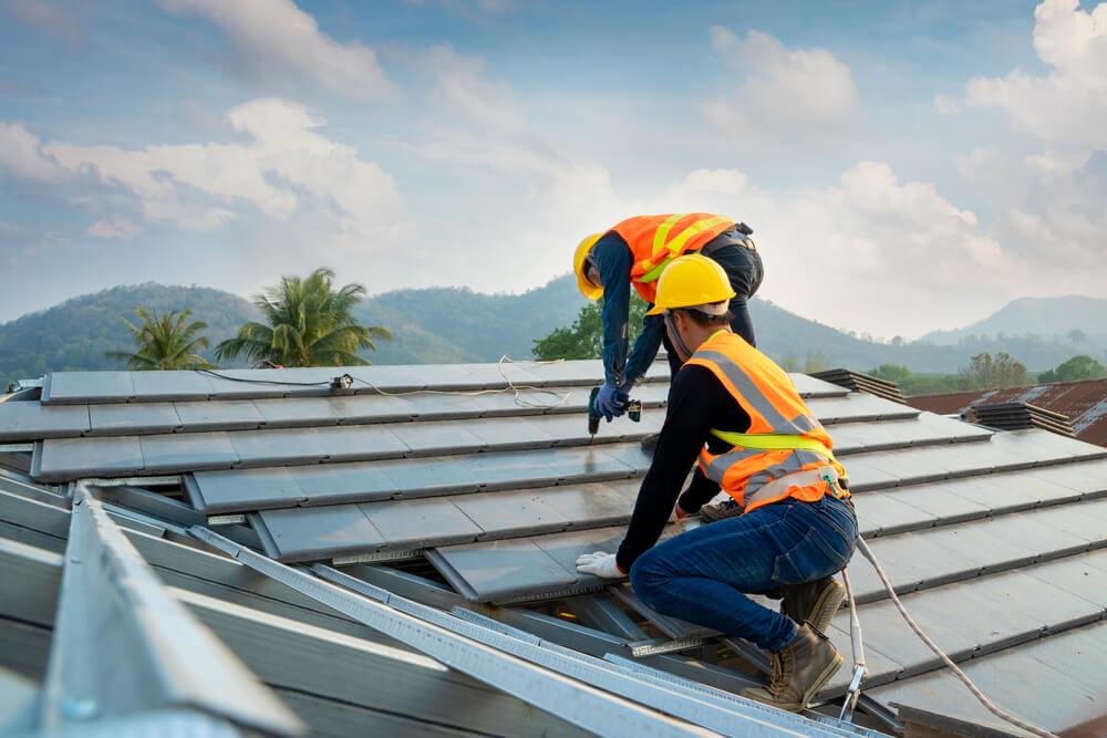 Rekonštrukcia plochej strechy na šikmú Moja Rekonštrukcia